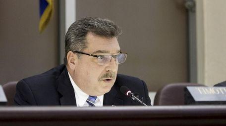 Glen Cove Mayor Timothy Tenke said he wasn't