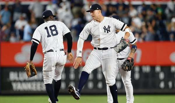 What's the state of the Yankees in the second half?