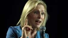Sen. Kirsten Gillibrand on Tuesday.
