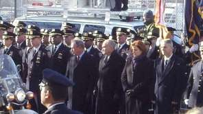Mayor Michael Bloomberg and Police Commissioner Raymond Kelly