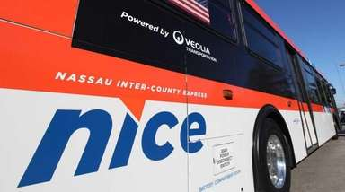 The NICE Bus will introduce technology on its