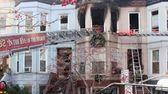 Firefighters James Gersbeck and Robert Wiedmann were searching
