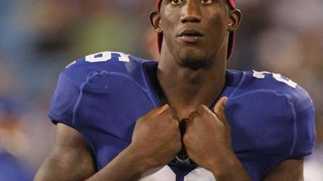 New York Giants safety Antrel Rolle. (Aug. 13,