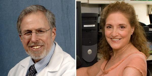Undated file photos of Dr. Steve Allen, of