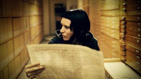 Rooney Mara stars in the movie