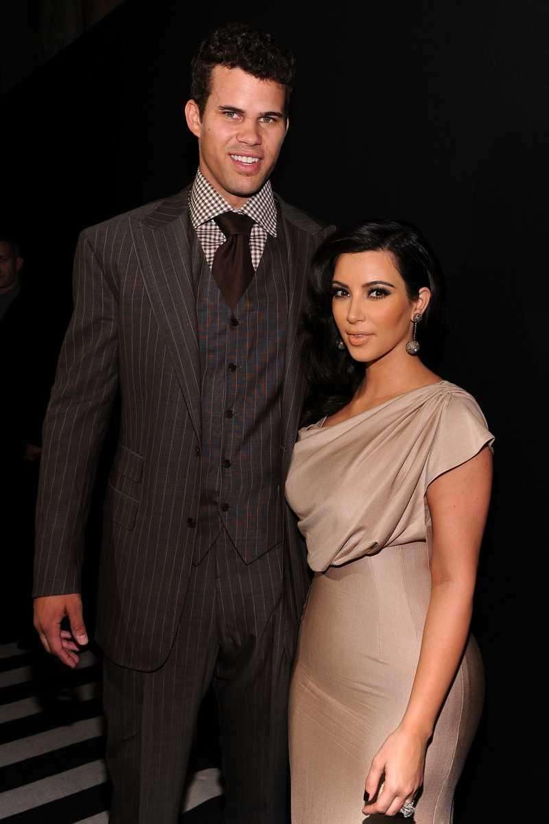 5. Kim Kardashian gets married ... then divorced