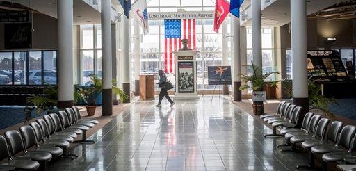 Long Island MacArthur Airport is seeking to build