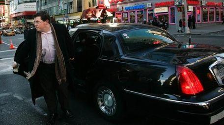 Livery cab