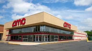 The AMC theater in Levittown shut down on