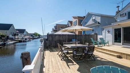 This Bellmore home is listed for $384,500.
