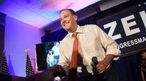 Lee Zeldin at the Smithtown Elks Lodge on