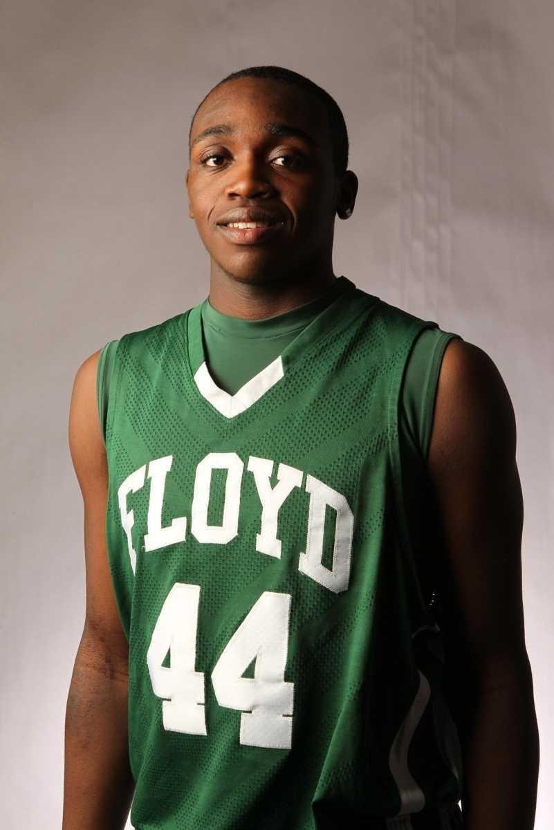 ANTHONY WHITE, GUARD/FORWARD, SENIOR Floyd Averaged 18.9 points