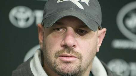 "MIKE PETTINE Jets defensive coordinator ""If that's where"