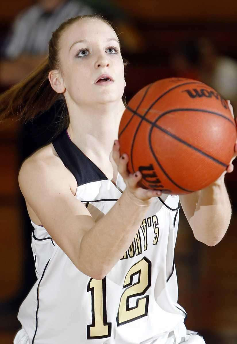 REBECCA MUSGROVE, GUARD, JUNIOR St. Anthony's Musgrove made