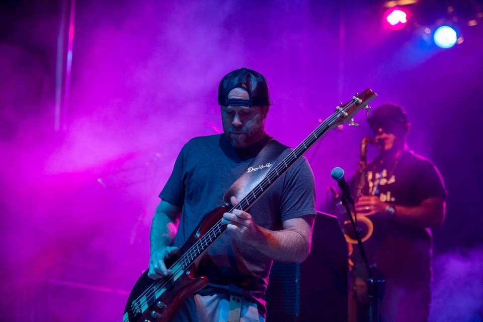 Slightly Stoopid performs at the Great South Bay