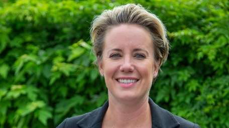 Laura Maier is a another first-time candidate running