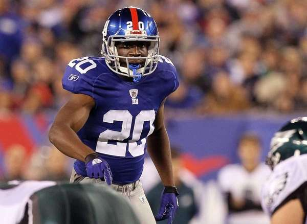 Prince Amukamara in action against the Philadelphia Eagles.