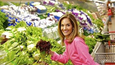 NBC's Today show's resident nutrition expert Joy Bauer