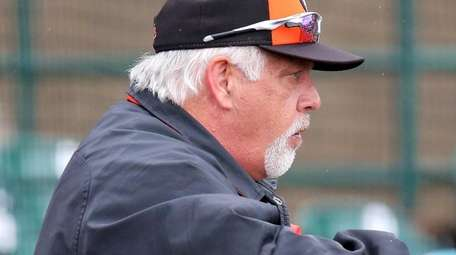 Ducks manager Wally Backman is not a fan