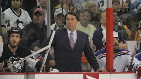 PITTSBURGH - FILE: TV commentator Mike Milbury works