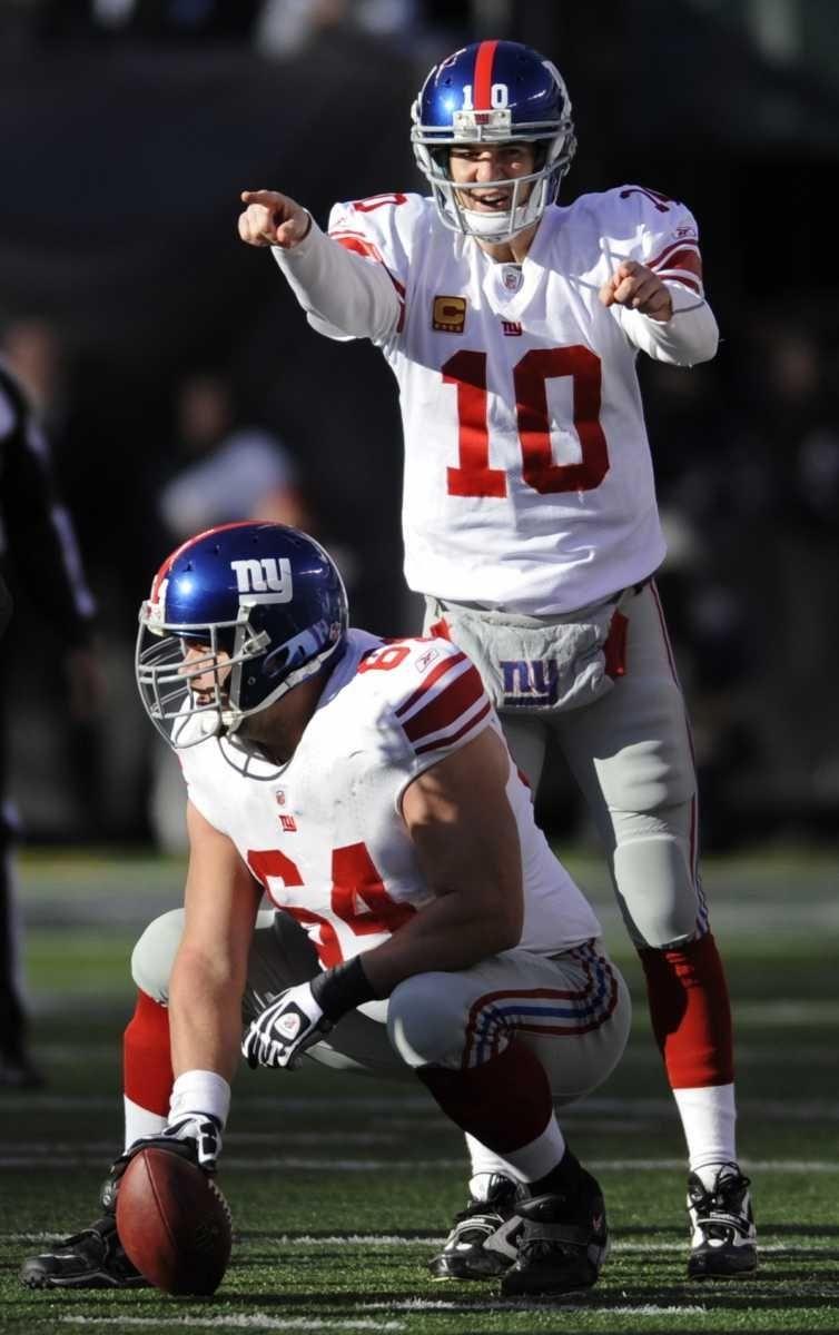 Week 16: Eli Manning 9 of 27, 225