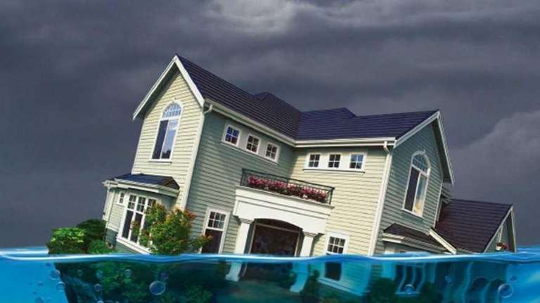 Homeowners in foreclosure and those at risk of