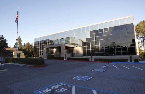 The Zogenix headquarters in San Diego. The pharmaceutical