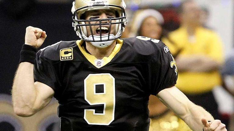 Drew Brees sets NFL single-season passing record in Saints win  aa8318392