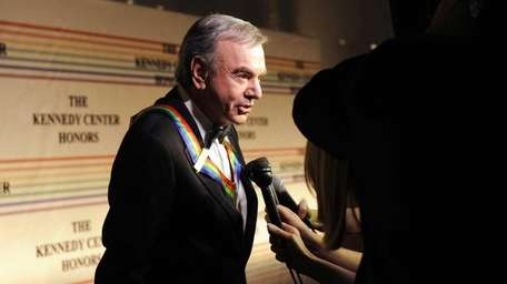 Kennedy Center honoree Neil Diamond takes part in