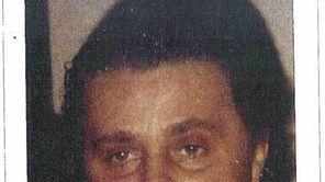 Julius Baumgardt, pictured in this undated photo, was