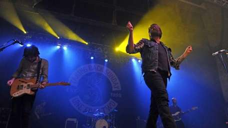 Taking Back Sunday headlined at the Paramount Theater