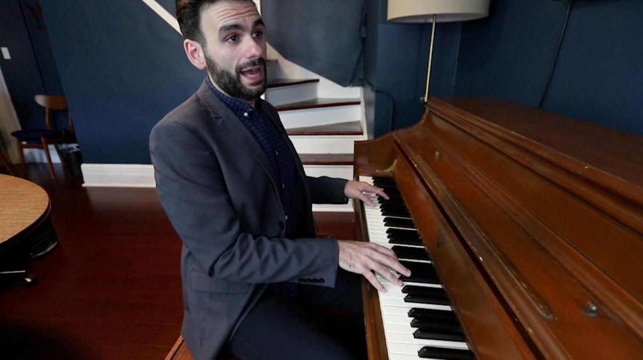 Joe Iconis, of Garden City, wrote the music