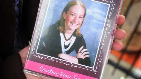 Courtney Sipes was 11 when she was killed
