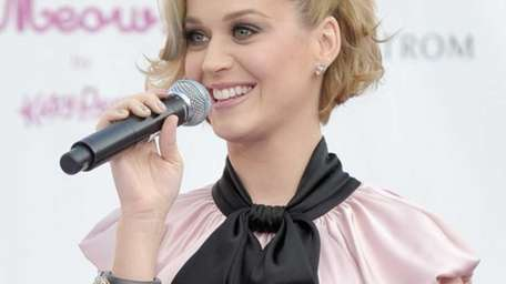 A file photo of Katy Perry. (Dec. 14,