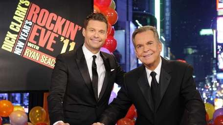 Dick Clark and Ryan Seacrest will celebrate 40