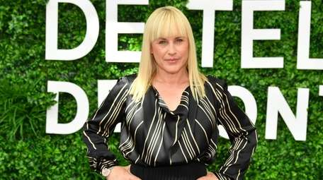 Oscar- and Emmy-winning actress Patricia Arquette co-stars