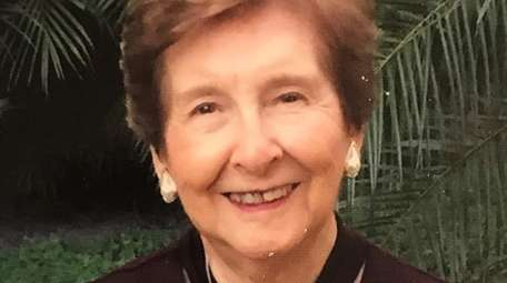 Marjorie Behrman, 96, who lived in Plainview for