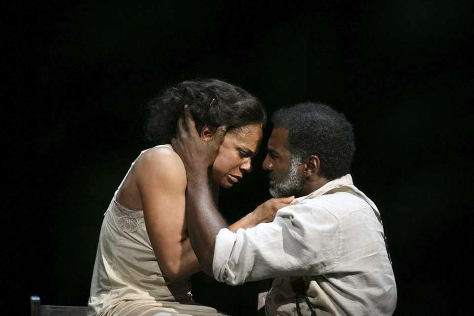 "Audra McDonald and Norm Lewis in ""The Gershwins'"