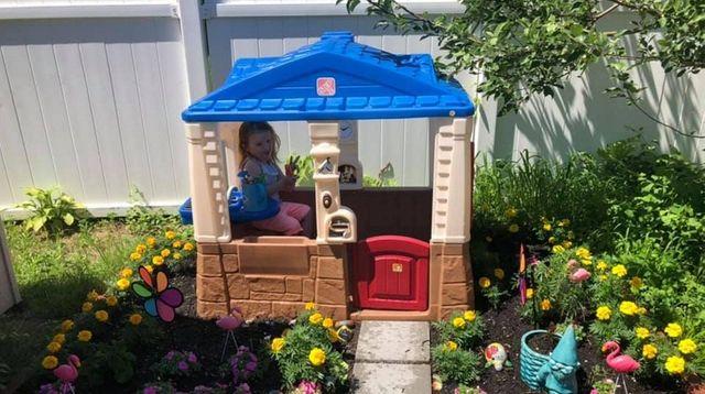 LI backyard playhouses get creative | Newsday