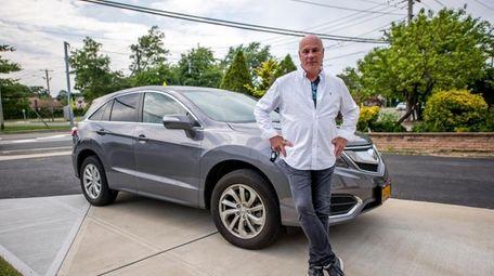 Rich Weiner launched ElderCar Service after superstorm Sandy