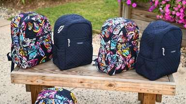 At Vera Bradley, students and teachers get a
