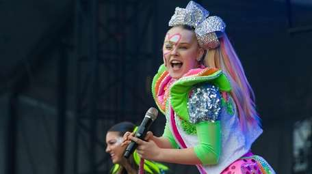 JoJo Siwa performs onstage during day two of