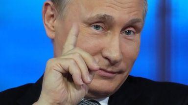 Russian President Vladimir Putin in 2016.