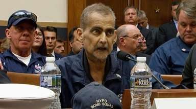 Retired New York Police Detective and 9/11 responder