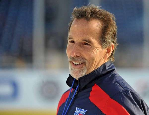 John Tortorella will coach at the NHL All-Star