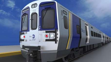A rendering of the Long Island Rail Road's