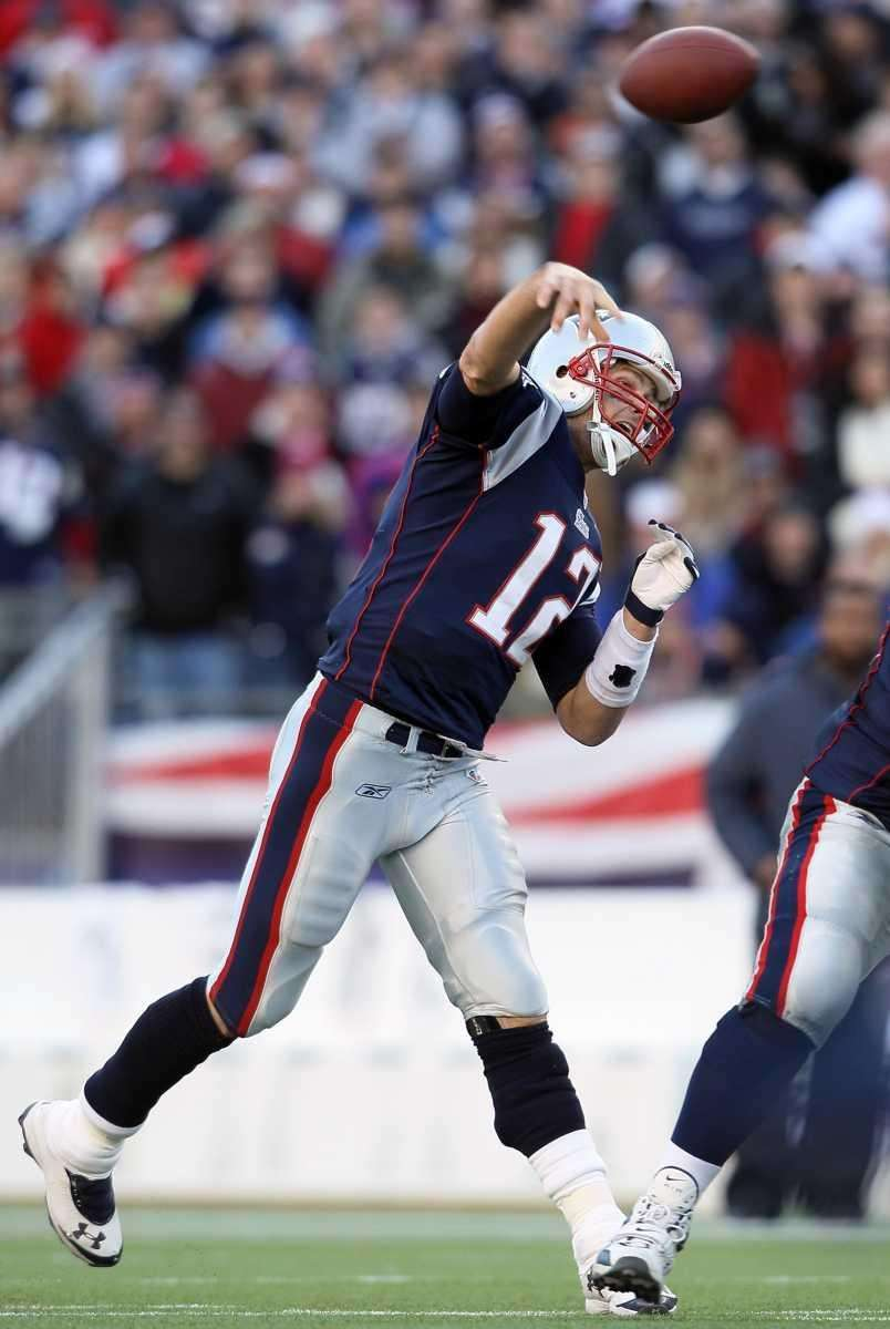 TOM BRADY: 5,235 2011, New England Patriots Stats: