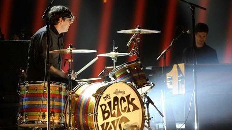 The Black Keys The blues rock duo of