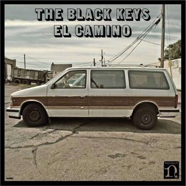 "Album art cover for ""El Camino"" by The"