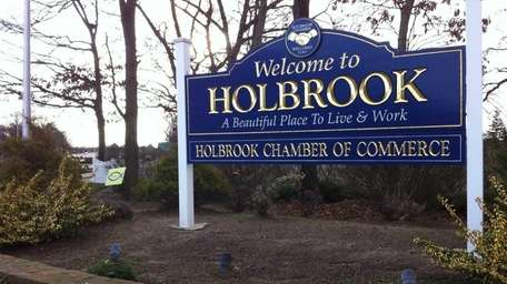 Holbrook is a community of about 27,000 people